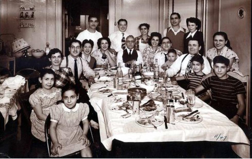 Pranzo della domenica, in famiglia al Ristorante